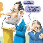 Rajoy: la primera vez que resulta convincente