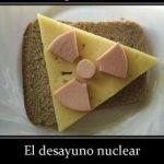 Desayuno nuclear