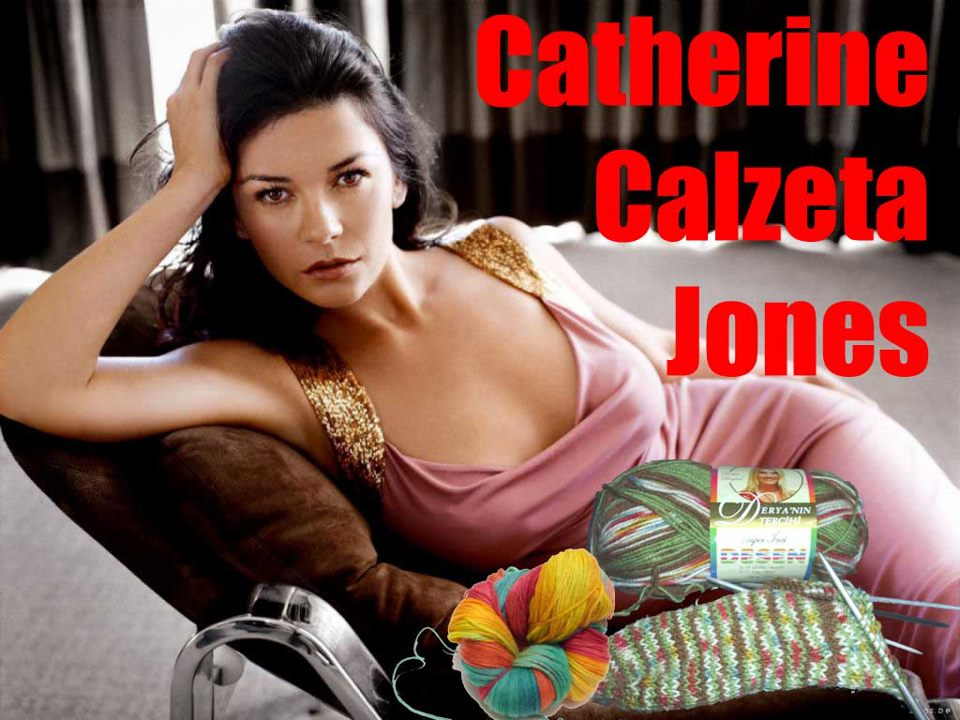 Catherine Calzeta Jones