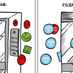 Diferencias entre escrache legal y escrache ilegal