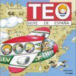 Nuevos libros de Teo adaptados a los nuevos tiempos