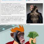 Científicos enseñan a monos a usar dinero. Primeras reacciones…