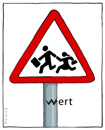 Viñeta Wert (Eneko)