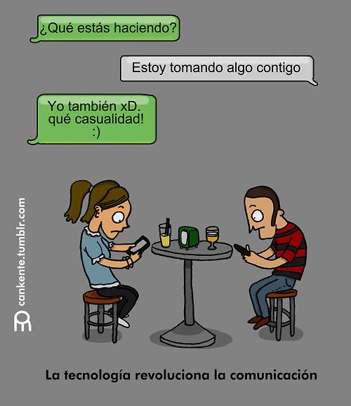 Nuevas formas de comunicación