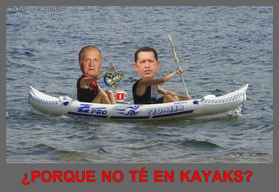 por que no te en kayaks