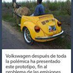 Volkswagen lanza un nuevo prototipo. Fin al problema de las emisiones