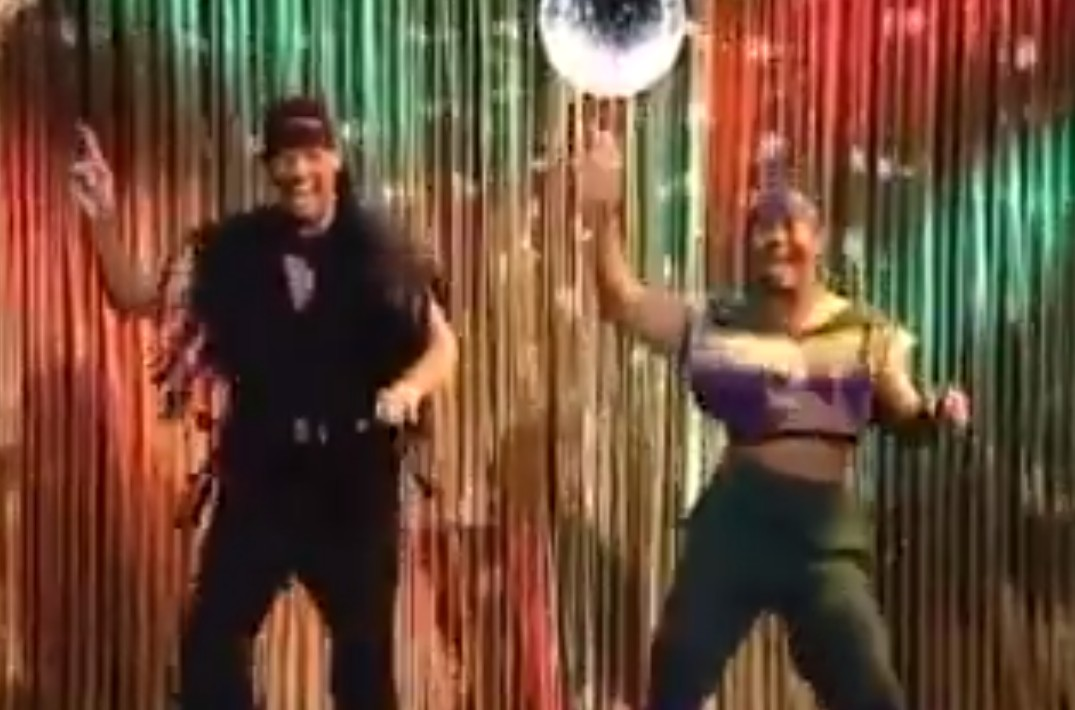 baile de will smith y carlton banks