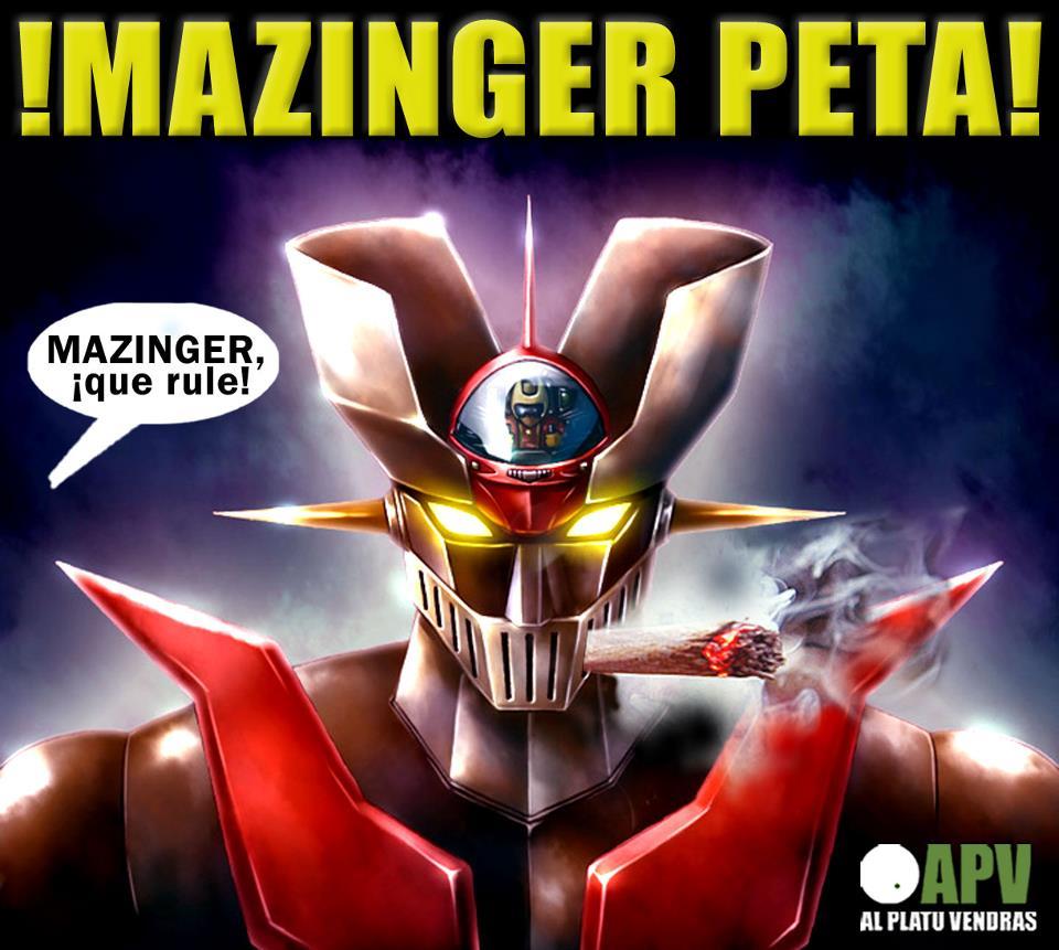 Mazinger Peta