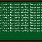Portada Facebook: No me conectaré al Facebook mientras tenga que estudiar
