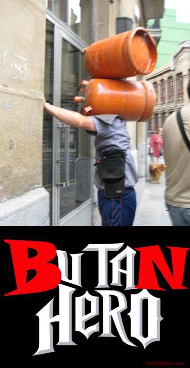 Butan Hero