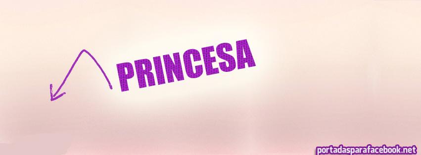 portada facebook princesa