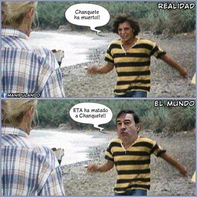 Chanquete ha muerto - Versión de Pedro J. Ramírez