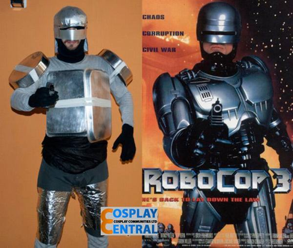 Cosplay fail - Robocop