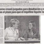 No hace mucho tiempo, cuando gobernaba el PSOE…