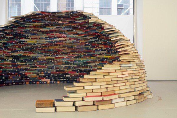Choza de libros