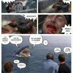 Tiburón arrepentido