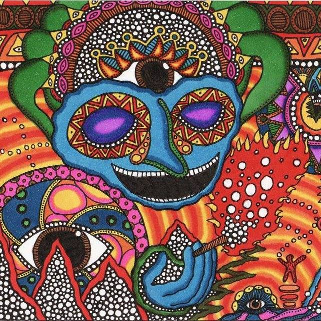 dibujo mexican style