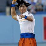 Cristiano Ronaldo Goku