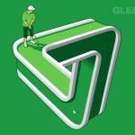 Glennz – Circuito de golf imposible
