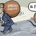Bankia – Rajoy se cruza con Rodrigo Rato