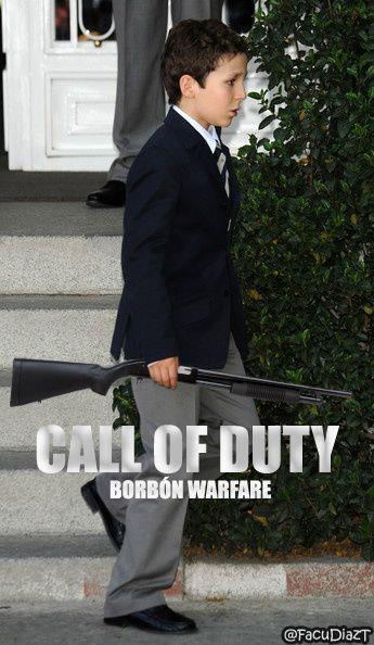Call of Duty - Borbon Warfare