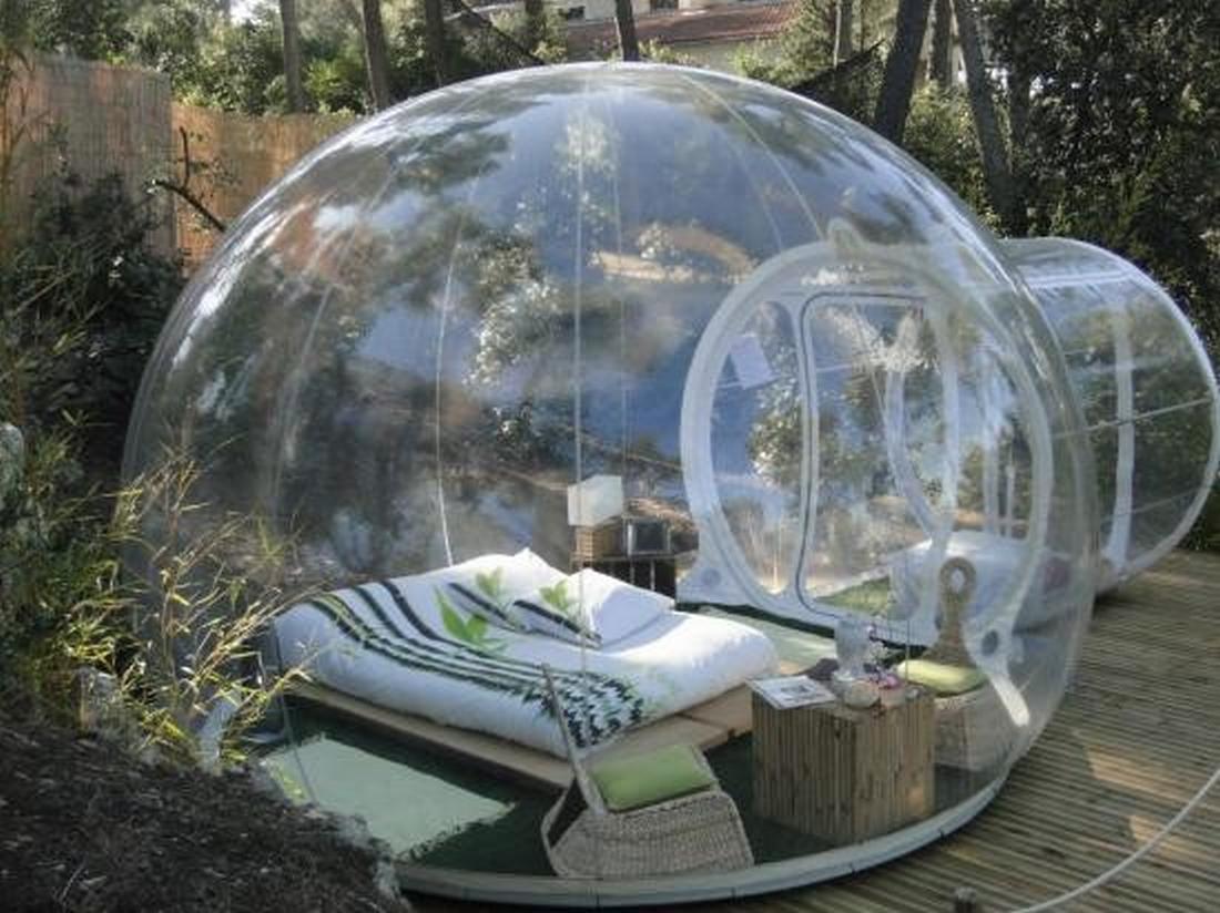 Casa burbuja