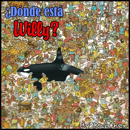 ¿Dónde está Willy?