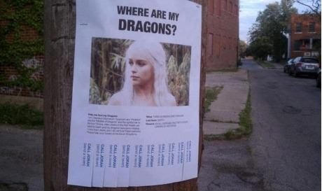 Daenerys Targaryen - Where are my dragons?