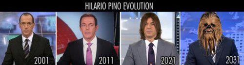 Hilario Pino Evolution