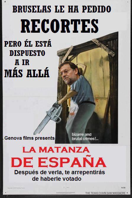 La Matanza de España
