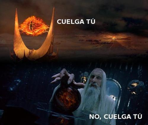 Llamada de Sauron