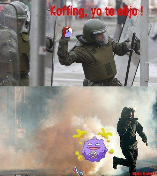 Nuevos métodos policiales