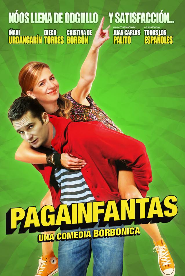 Pagainfantas - La última de Urdangarín