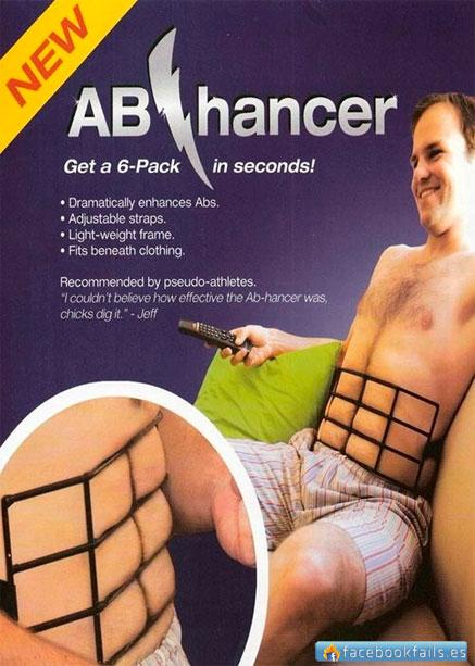 Para conseguir unos abdominales marcados sin esfuerzo