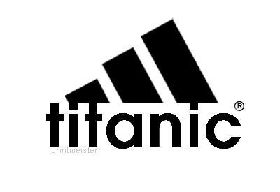 Adidas / Titanic