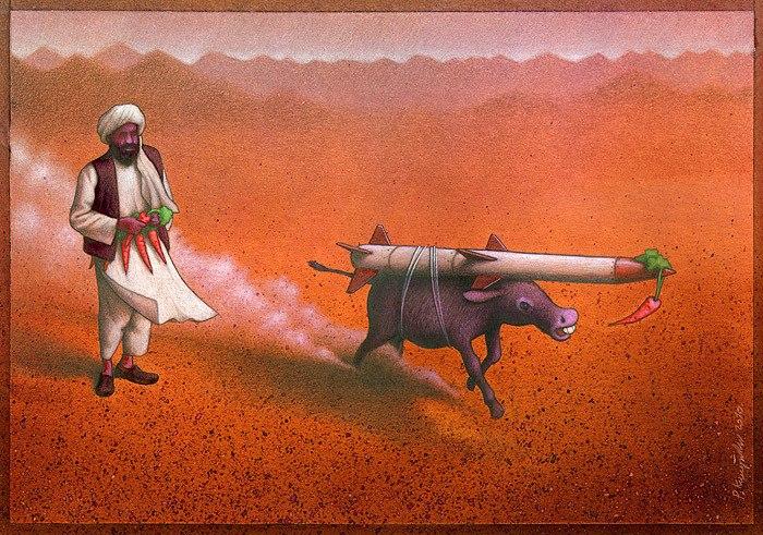 Nuevos misiles afganos