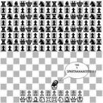 Leónidas – Tablero de ajedrez