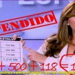 Alicia Sánchez Camacho – Suspenso en Matemáticas