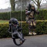Alien y Depredator en sus ratos libres