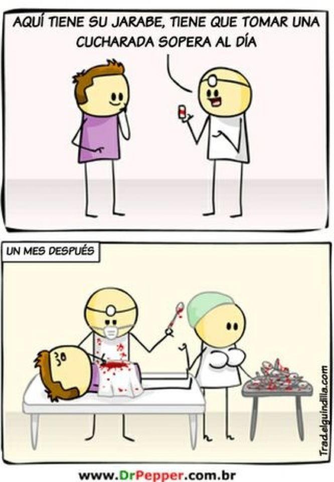 Receta mortal