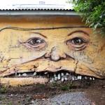 Arte urbano – Boca grande