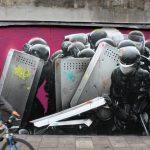 Graffiti Antidisturbios