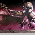 Arte urbano – Ciencia ficción