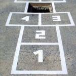 Arte Urbano – Juego para avisar de agujero