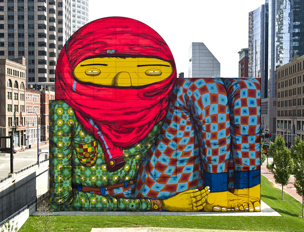 Arte urbano - Pijama full