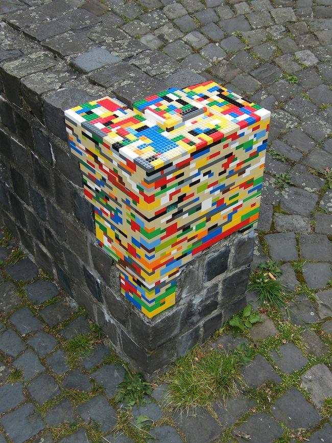 Acabado en Lego