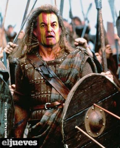 Arthur Más Braveheart