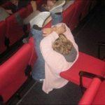 Atrapado en el cine