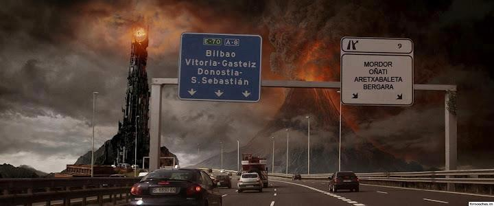 autopista bilbao vitoria-gasteiz-mordor-onati-aretxbaleta-bergara