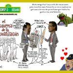 Rajoy y Mas – El esquema de la privatización